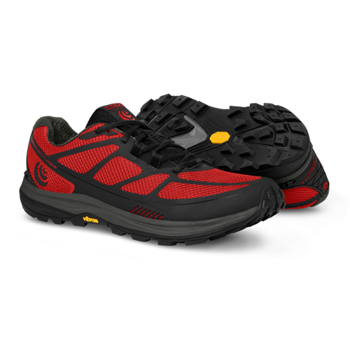 Topo Shoe Red
